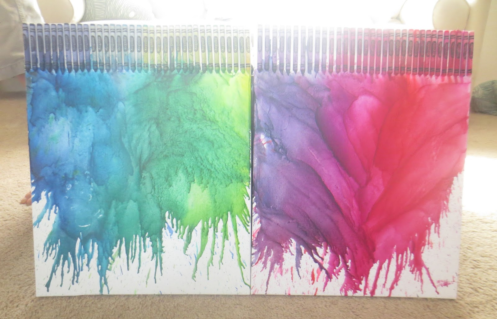 color crayon art : This Would Actually Be Really Cool To Do One Huge Canvas With All The Colors Of The Crayons Minus Brown And Black And Grey As Those Might Go Muddy