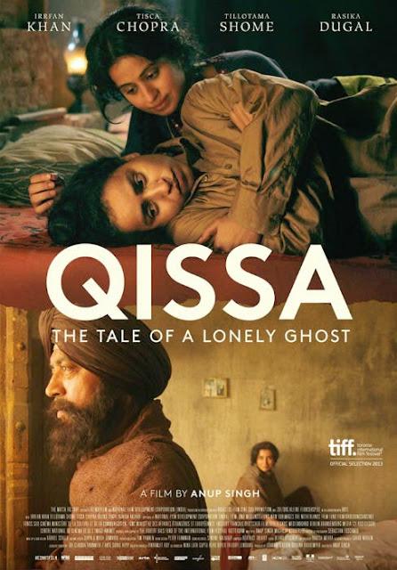 Qissa 2015 Punjabi DVDRip 480p 300mb ESub