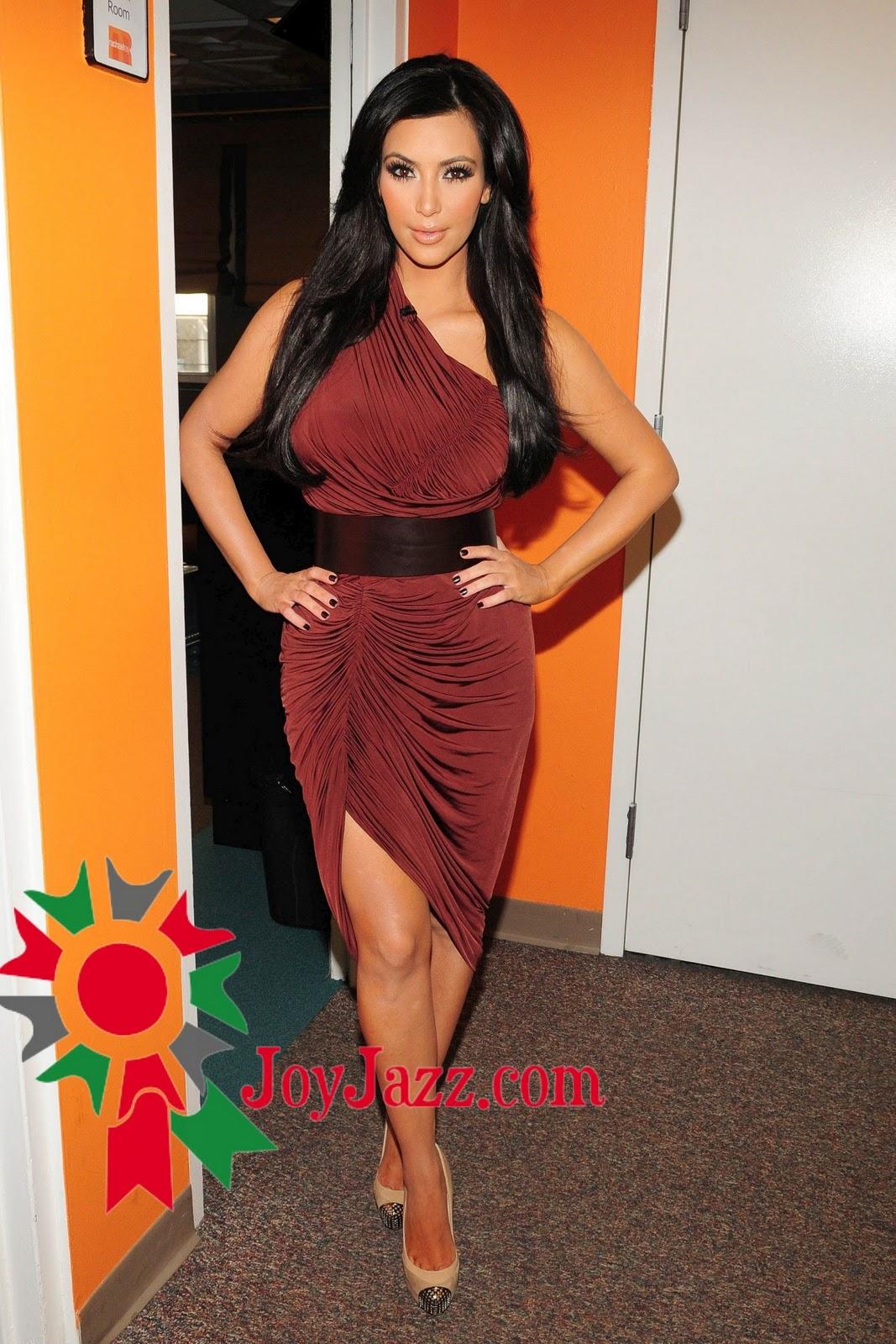 Kim Kardashian Skechers Photoshoot