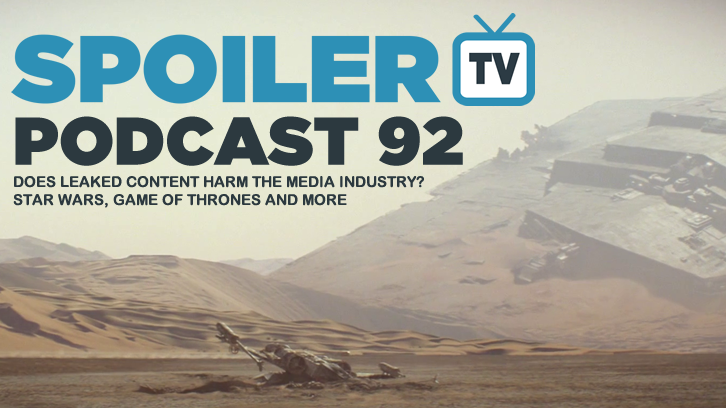 STV Podcast 92 - Does leaked content harm the media industry debate
