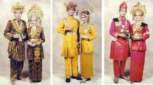 Gambar Dan Nama Pakaian Adat Tradisional Dari 33 Provinsi di Indonesia ...