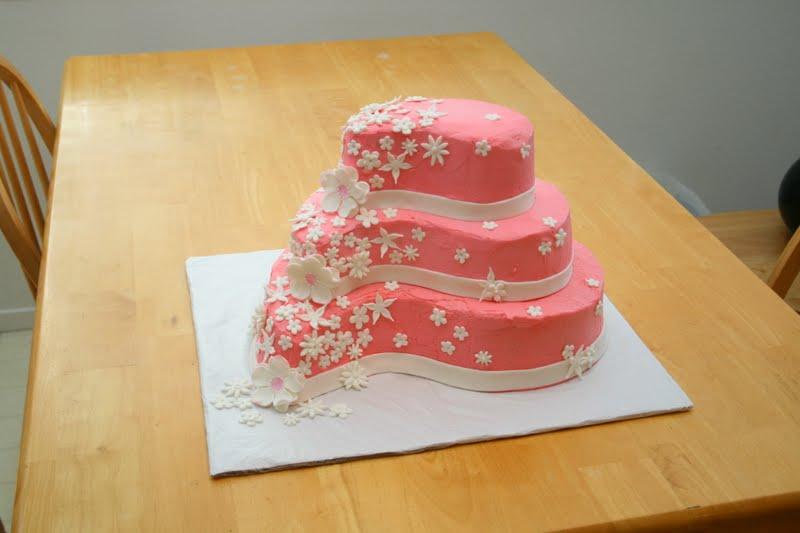 S Shaped Cake Images : Jo s Cakes: Paisley Shaped Cake