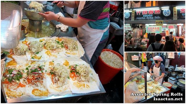 Keelung Miao Kou Night Market Taiwan 6
