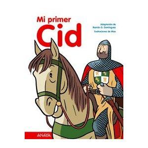 So ando sonrisas d a del libro mi primer cid for La leyenda del cid