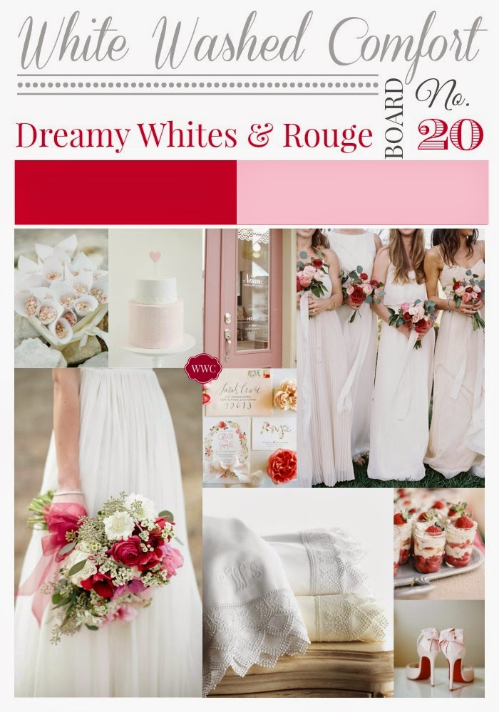 Dreamy Whites and Rouge