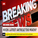 Latest HVDN News