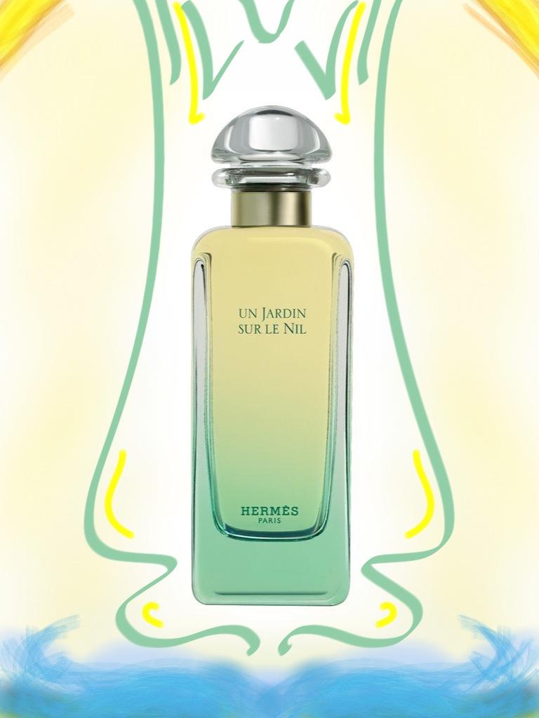 Persolaise a perfume blog persolaise review un jardin for Un jardin sur le nil