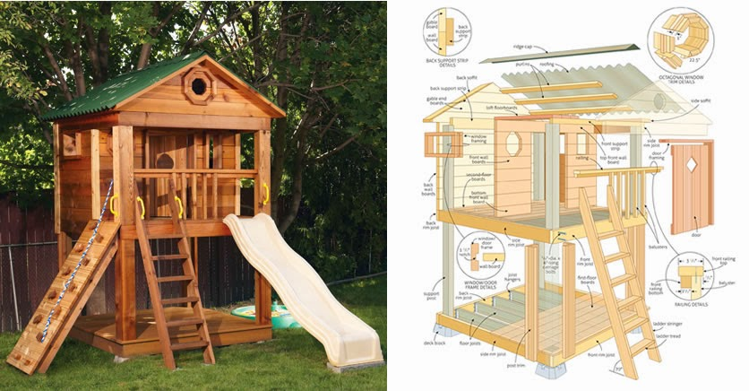 How to build an outdoor playhouse home security micro How to build outdoor playhouse