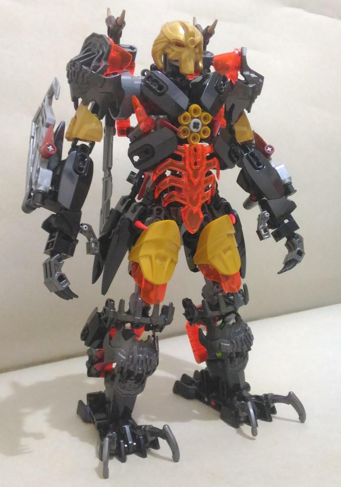 Лего Биониклы (Bionicle) - каталог наборов с инструкциями 45