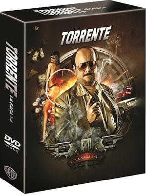 Torrente Coleccion DVD R2 PAL Spanish