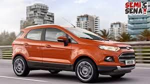 Mobil SUV ford ecosport, desain ford ecosport, mobil SUV terbaik