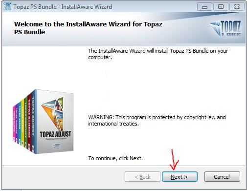 كيفية تثبيت فلاتر توباز ( topaz )على فوتوشوب سي اس 6 ( photoshop cs6  )