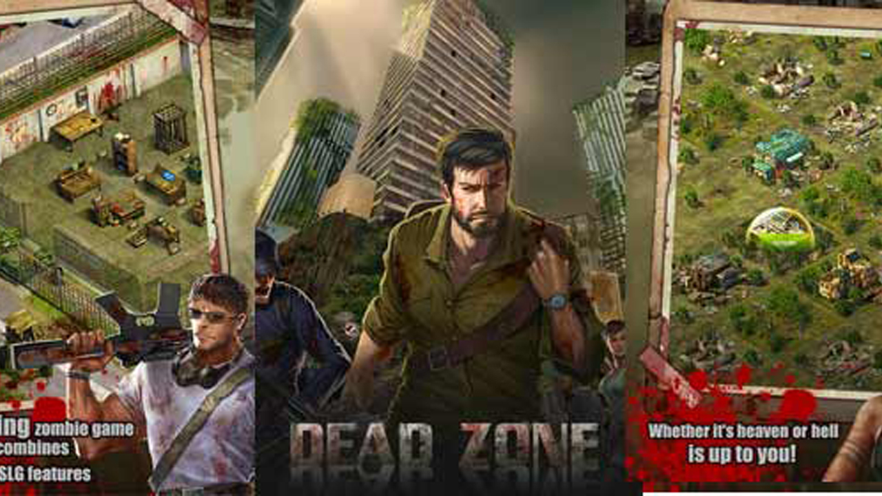 Dead Zone: Zombie War Gameplay IOS / Android