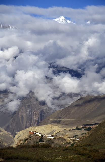 Dhaulagiri  Mustang