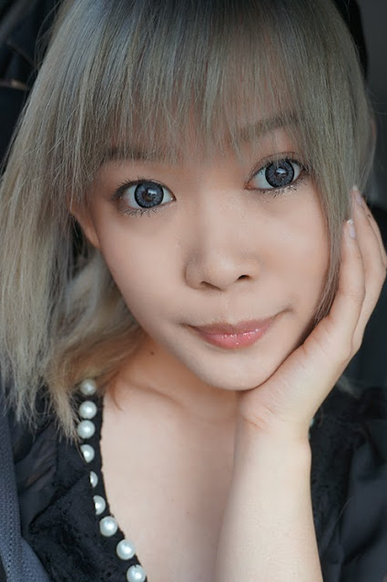 Japan Softlens Super Big Grey