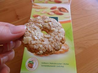 Test Bewertung Erfahrung Kneipp Kekse Plätzchen Diät