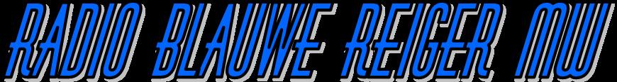 Radio Blauwe Reiger MW