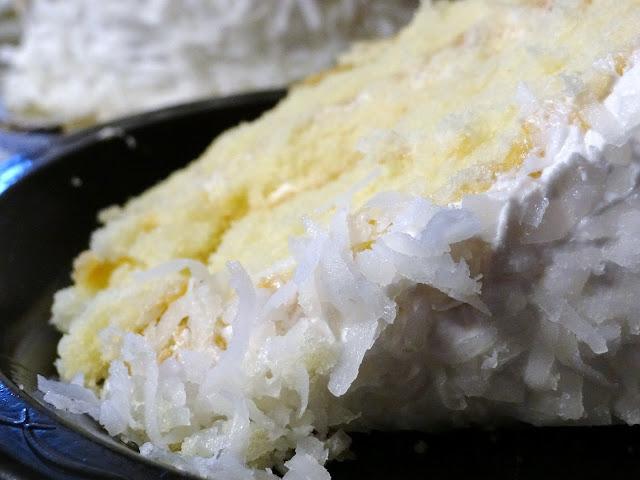 Quick and Breezy Caribbean Coconut Rum Cake #Recipe - Rural Mom