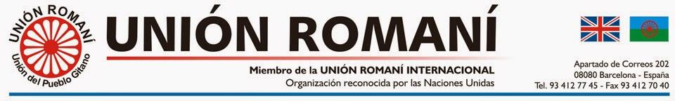 http://www.unionromani.org/index_es.htm