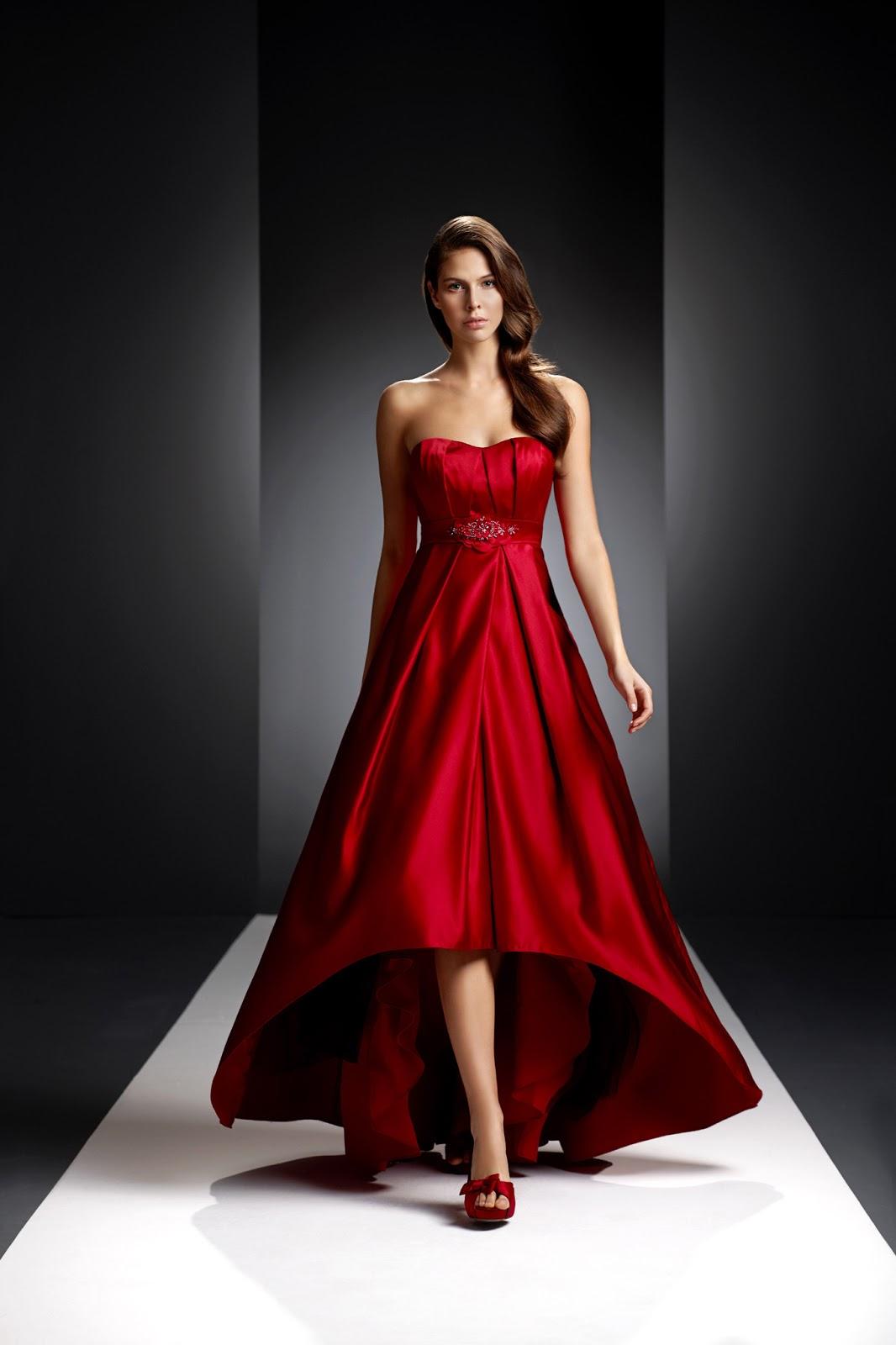 Genç düğün elbise modelleri