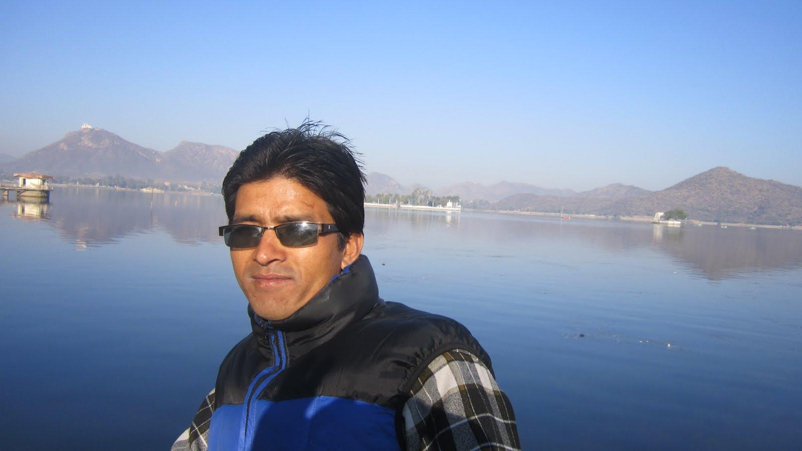 Second Man Made lake in India Rajasthan