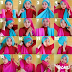Cara Pakai Jilbab Dua Warna untuk Pesta