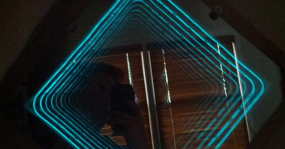 The Impossible Tribar: Infinity Mirror