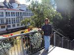 Visita a cidade universitária de Tubingen