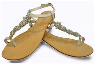 sandalia plana de bibi lou