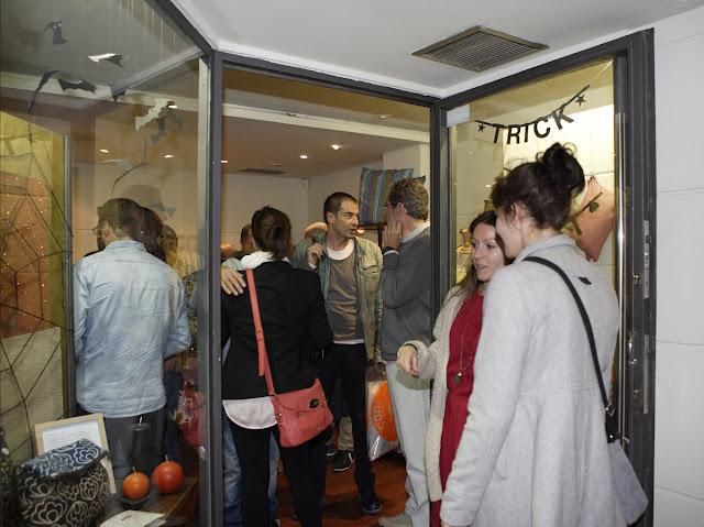 Inaguración tienda CrisB Zaragoza