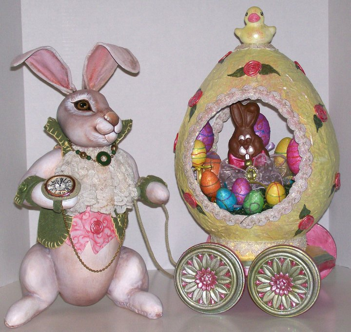 HIMSELF THE EASTER RABBIT