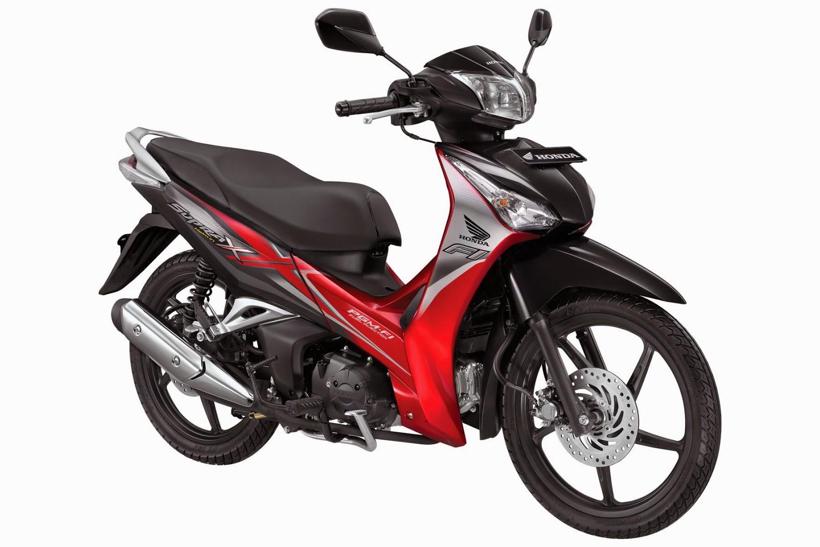 Supra X 125cc Vs Shogun 125cc