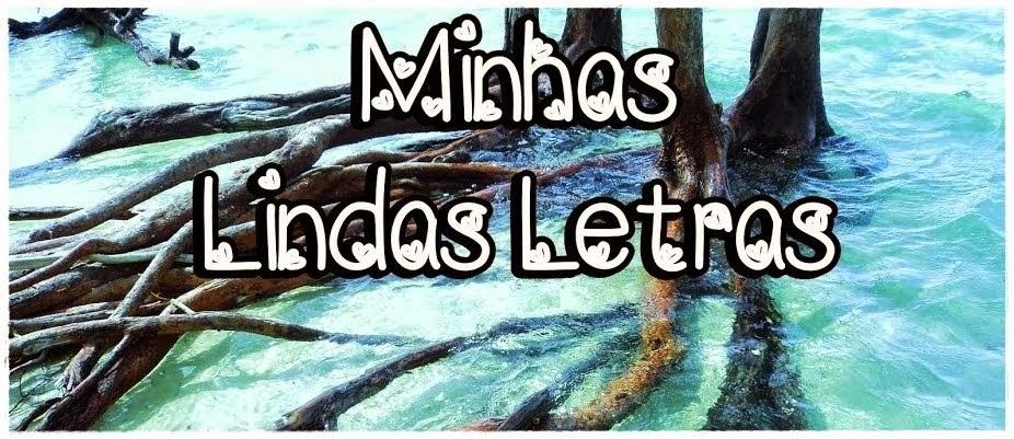 Minhas Lindas Letras