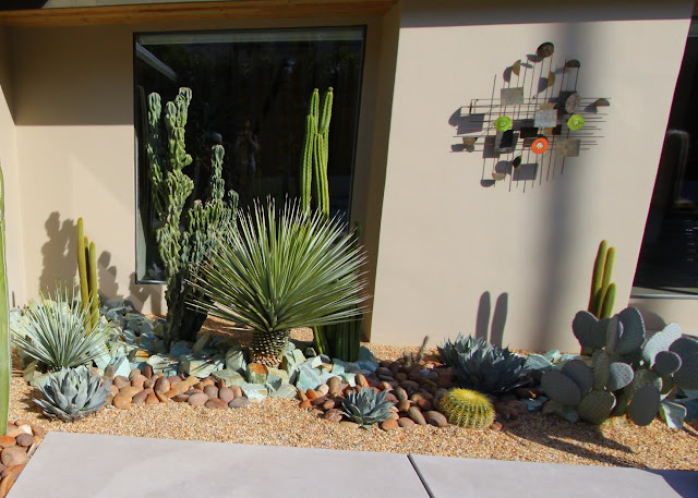 Palm Springs Modernism Week 2013 Garden Tour