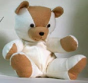 http://www.instructables.com/id/Teddy-Bear-tutorial-and-pattern/?ALLSTEPS