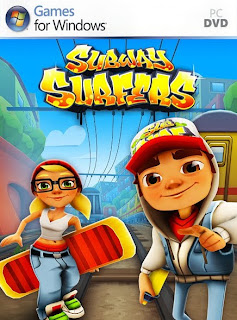 Download PC Game : Subway Surfers