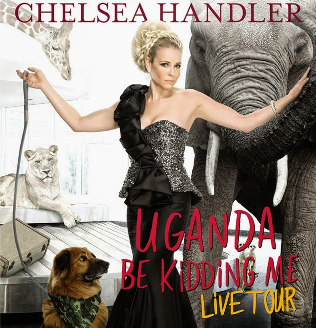 Chelsea Handler @ Consol: MAY 10th