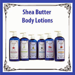 Best Seller! Shea Butter Body Lotions