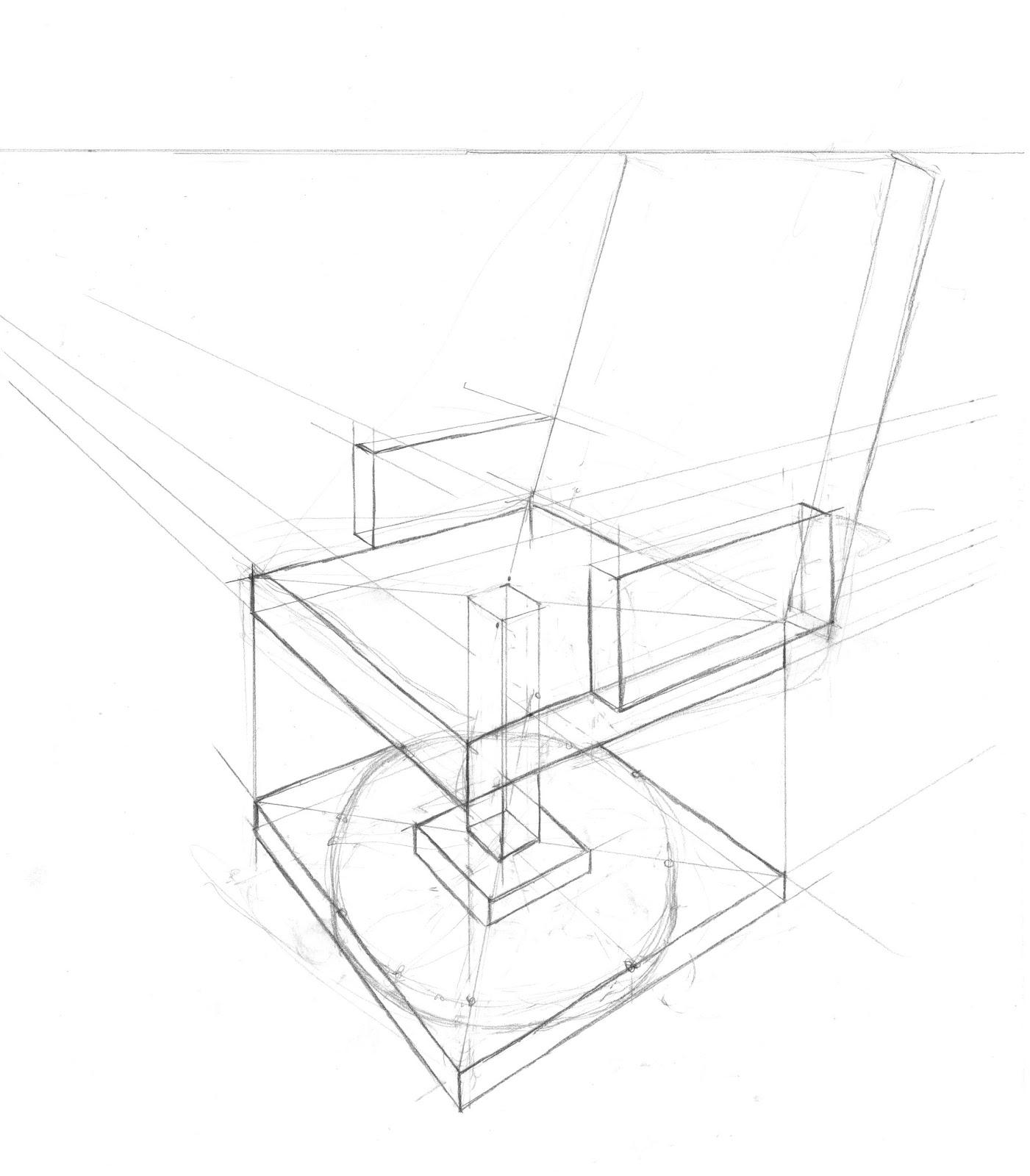 Jason Brongel Draws Stuff Lines Lots Of Lines