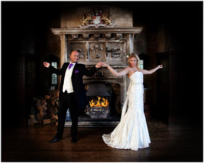 Redworth Hall couple have the dance moves