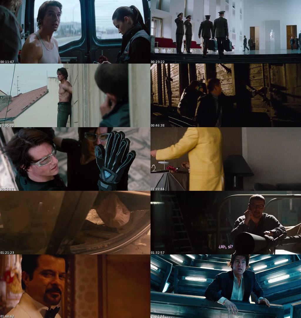 Misión Imposible 4: Protocolo Fantasma (2011) [DVDRip] [Español]