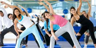 Aerobics for losing weight
