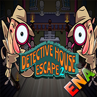 Ena detective house escape 2 walkthrough for Minimalistic house escape 5 walkthrough