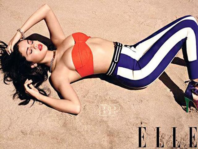 Foto-Pose-Dewasa-Selena-Gomez-di-Majalah-Elle_1