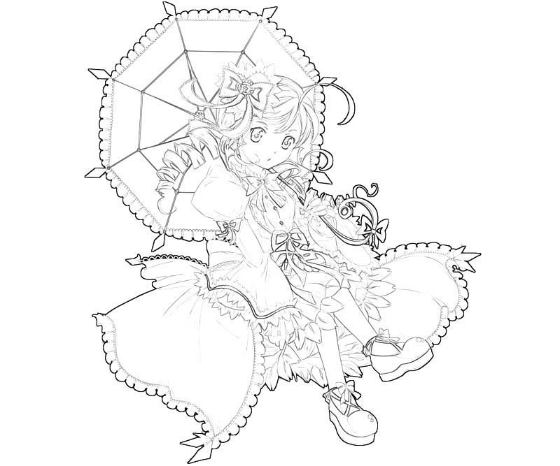 printable-kanaria-sleeping_coloring-pages