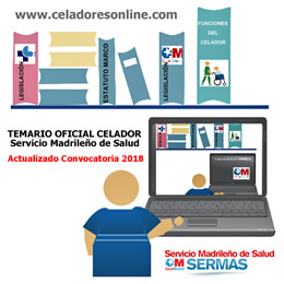 TEMARIO CELADOR SERMAS