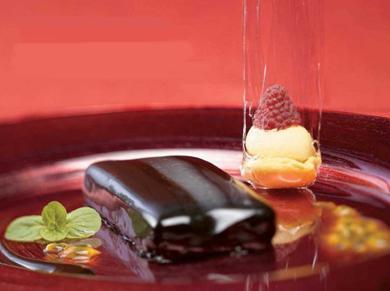 Caramelos y chocolates receta de cocina molecular for Postres de cocina molecular