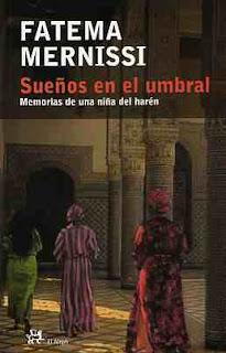 """""""Sueños en el umbral"""" - Fátima Mernissi"""