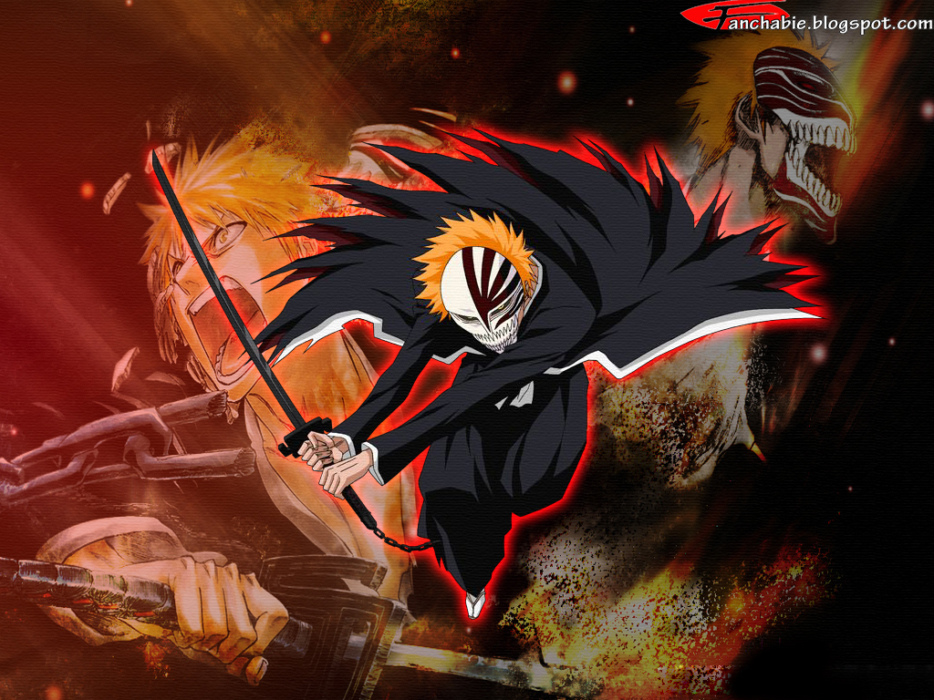 bleach ichigo hollow wallpaper - photo #18