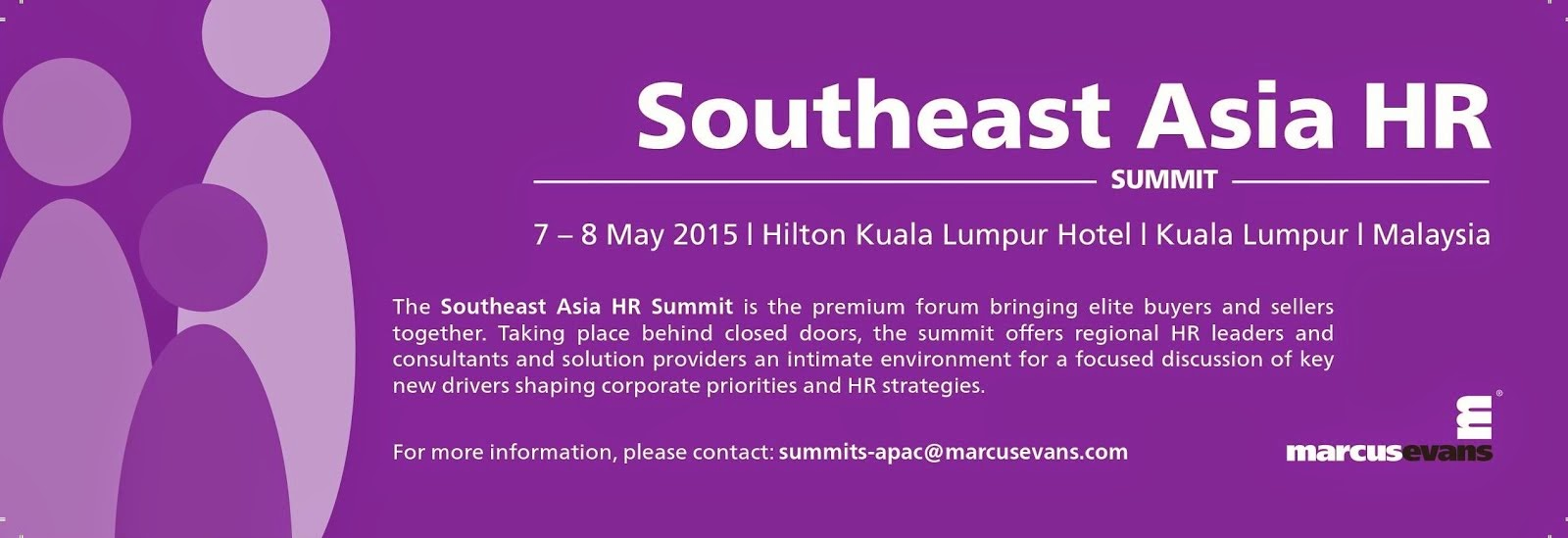 Southeast Asia HR Summit 2015